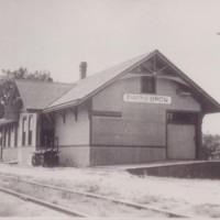 Photograph of Dannebrog Depot