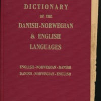 McLaughlin's Dictionary of the Danish-Norwegian and English Language