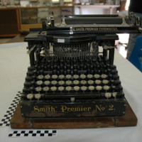 Smith Premier Typewriter No. 2