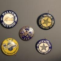 Palmer Method Achievement Pins