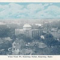 Ft. Kearney Hotel Postcard