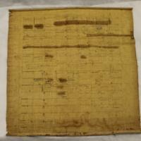 Box Elder Cemetery window-blind map