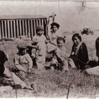 Clements Family Photograph