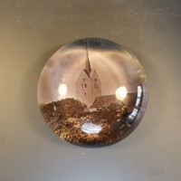 Thisted Kirke Paper Weight