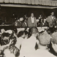 The Lucky Millinder Orchestra, circa 1948