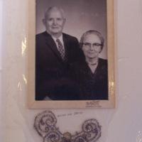 William Roscoe Morris and Elizabeth Frerichs, 1963