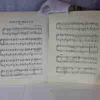 """Sheet Music """"Spirit of K.S.N."""""""