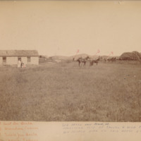 Pearce Sod House