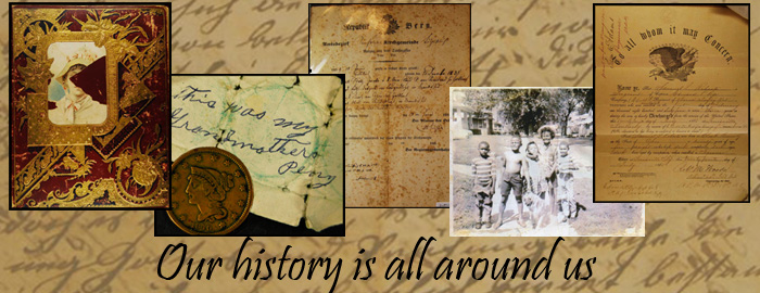 History harvest is an open digital archive of historical artifacts